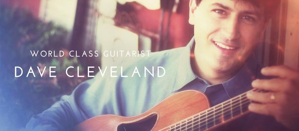 World Class Guitarist Dave Cleveland