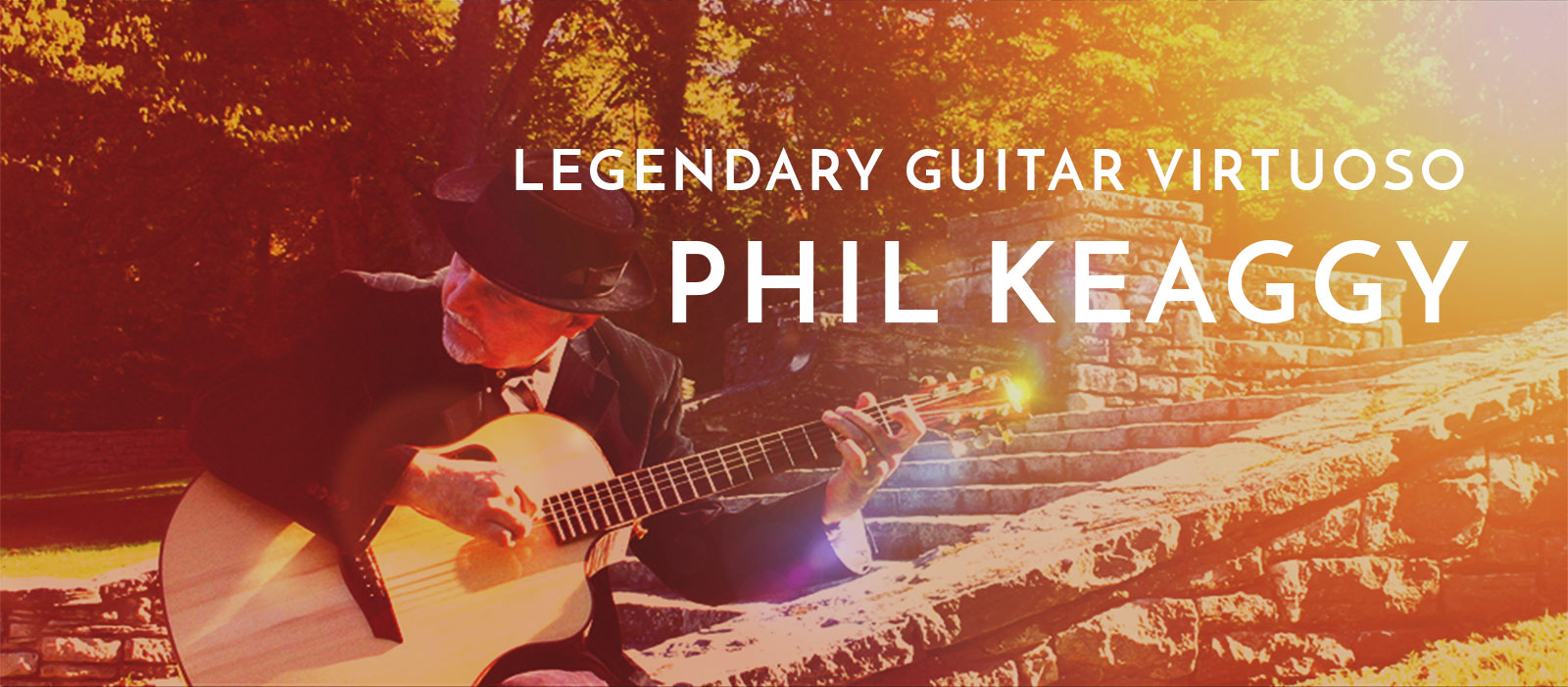 Phil Keaggy Acoustic Guitar